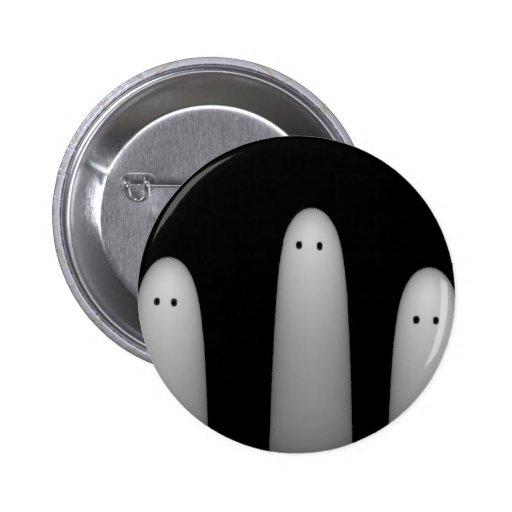 Trío de los fantasmas CON CLASE Pin