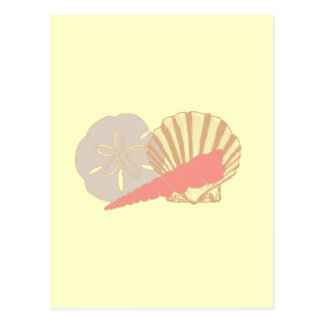 Trío de los Seashells Postales