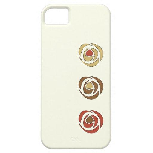 Trío de Mackinrose iPhone 5 Case-Mate Fundas