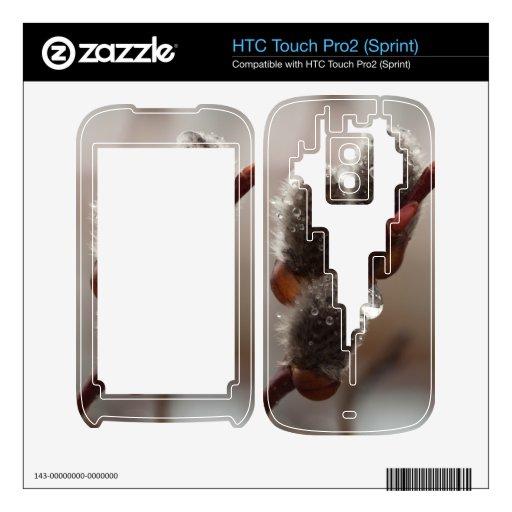 Trío del Catkin del CTR HTC Touch Pro2 Skins