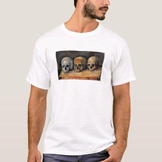 Trío del cráneo de Cézanne Playera