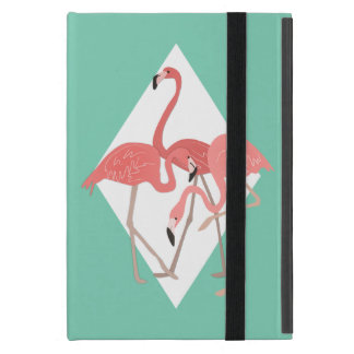 Trío del flamenco iPad mini carcasa