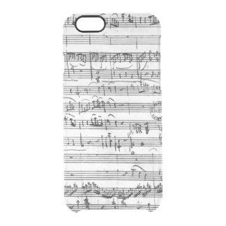 Trio, in E flat major 'Kegelstatt' Clear iPhone 6/6S Case