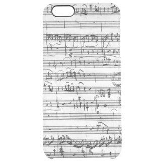 Trio, in E flat major 'Kegelstatt' Clear iPhone 6 Plus Case