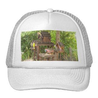 Trio of Birdhouses Hat