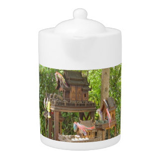 Trio of Birdhouses
