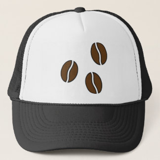Trio of Coffee Beans Trucker Hat
