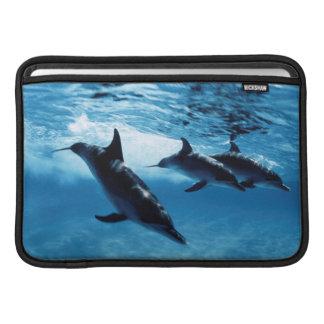 Trio of Dolphins MacBook Sleeves