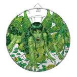 Trio of Earth Fairies or Elves by Al Rio Dartboards