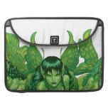 Trio of Earth Fairies or Elves by Al Rio MacBook Pro Sleeve
