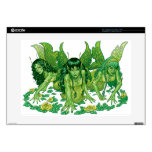 "Trio of Earth Fairies or Elves by Al Rio Skins For 15"" Laptops"
