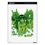 Trio of Earth Fairies or Elves by Al Rio Skins For iPad 3