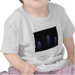 Trio of Ghosts ( denim ) Tshirts