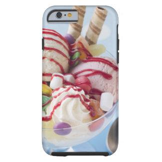 Trio of Ice Cream and Sweet Sundae iPhone 6 Case