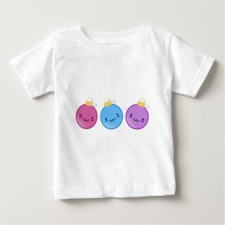 Trio of Ornaments Baby T-Shirt