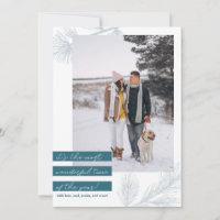 Trio (P) Holiday Photo Card & Year in Review