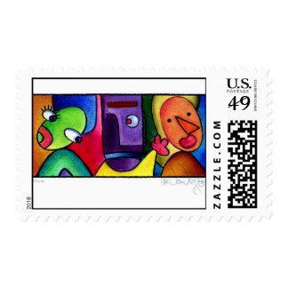 Trio Stamp