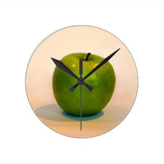 Trío verde de Apple Reloj Redondo Mediano