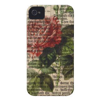 Triomphe de Valenciennes Flower iPhone 4 Case