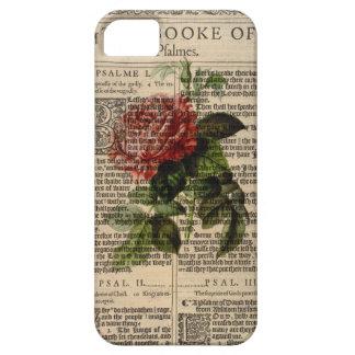 Triomphe de Valenciennes Flower iPhone SE/5/5s Case