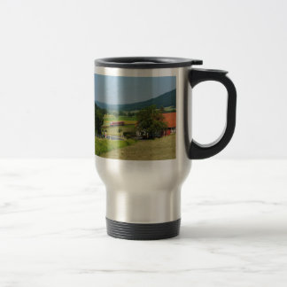 Trip by the upper Lahn valley with nuclear brook Travel Mug