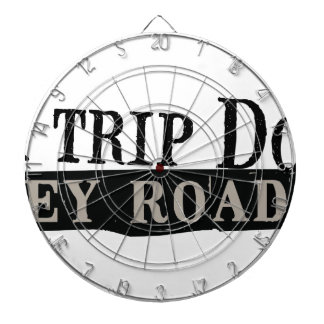 Trip Down Abbey Road Dart Boards