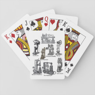 Trip Hammer Playing Cards