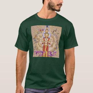 TRIP OUT Avalokiteshvara Blotter Art v2 T-Shirt