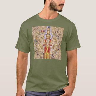 TRIP OUT Avalokiteshvara Blotter Art v3 T-Shirt