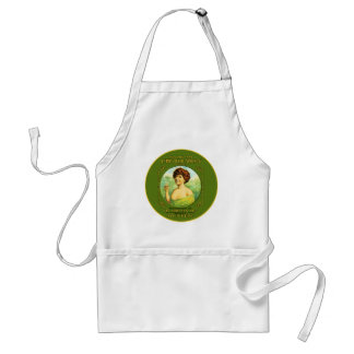 Trip To The Springs Adult Apron