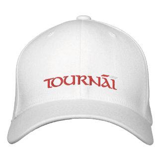 Trip to Tournai, Belgium Embroidered Baseball Cap