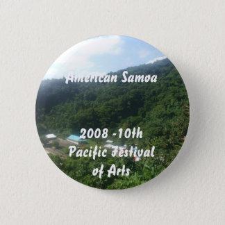 triparoundtown 100, American Samoa... - Customized Button