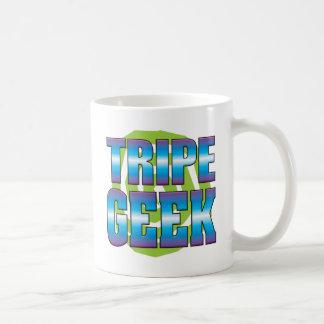 Tripe Geek v3 Coffee Mug