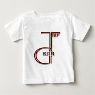 TripGear Logo Red Baby T-Shirt
