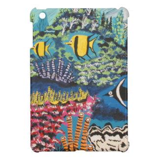 Tripical Fish Colors iPad Mini Cases