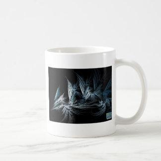 Tripix Design 0002 - Feathery Dreamland Classic White Coffee Mug