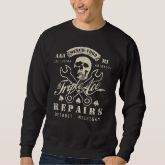 Triple Ace Sweatshirt