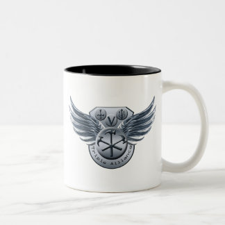 Triple Alliance Coffee Mug