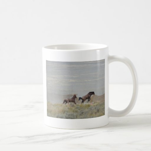 Triple B round up Horses Escape August 2011 Mug