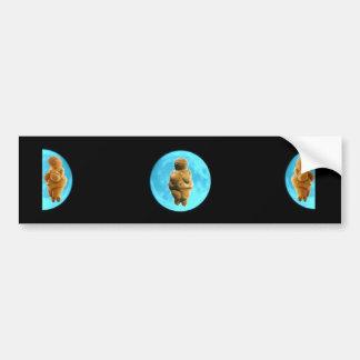 Triple Blue Moon and Venus sticker