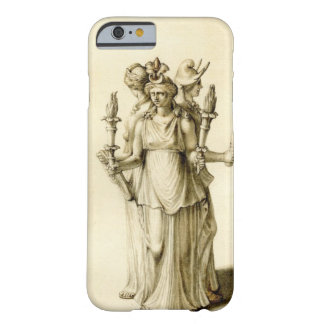 Triple-Bodied Hecate iPhone 6 Case