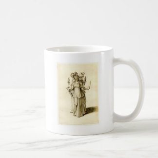 Triple-Bodied Hecate Mugs