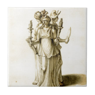 Triple-Bodied Hecate Tile