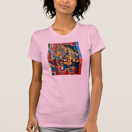 TRIPLE CANDY FLIPPED T SHIRT