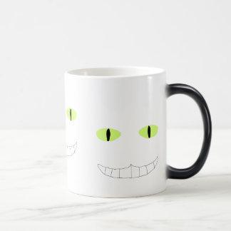 Triple Cheshyface mug