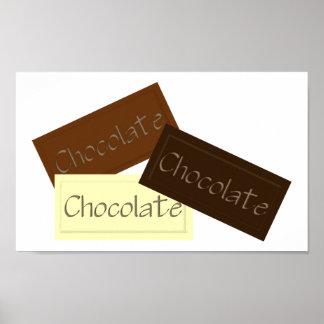 Triple Chocolate Poster