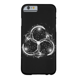 Triple Crescent Moons Barely There iPhone 6 Case