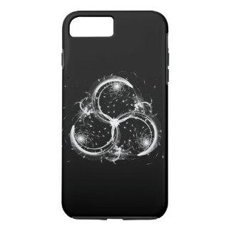 Triple Crescent Moons iPhone 8 Plus/7 Plus Case