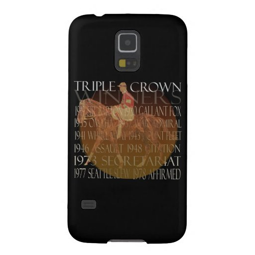 Triple Crown Winners Gifts & Party Supplies Samsung Galaxy Nexus Cover