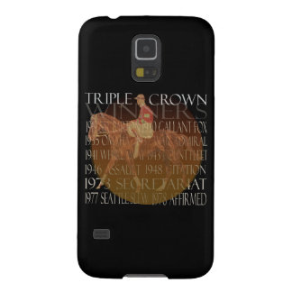 Triple Crown Winners Gifts & Party Supplies Galaxy S5 Cover